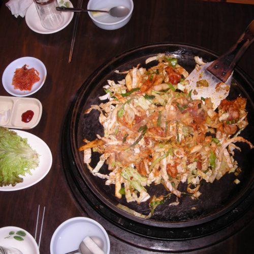 韓国人でさえ憧れる「春川タッカルビ」