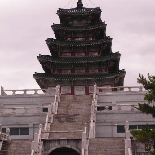 「国立民俗博物館」に何故行ったか覚えていないけど韓国語の発音が悪くて笑われたのは覚えている