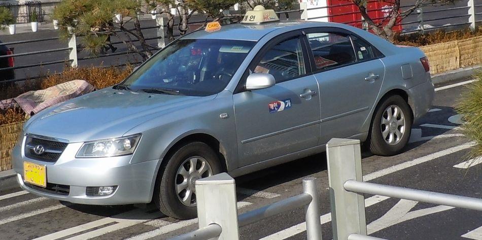 必要以上に親切すぎる韓国のタクシー運転手