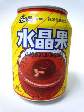 女性に人気の韓国伝統茶「スジョンガ(수정과)」は、一回飲んだらはまる