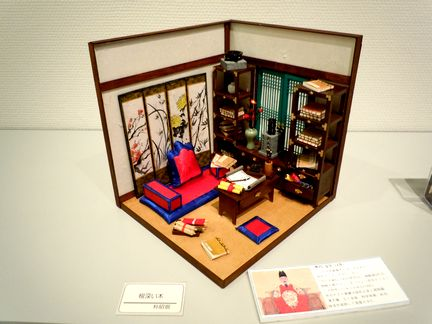 感性豊かな韓国のドールハウス