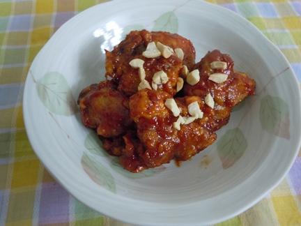 ヤンニョムチキンのタレ超簡単な作り方