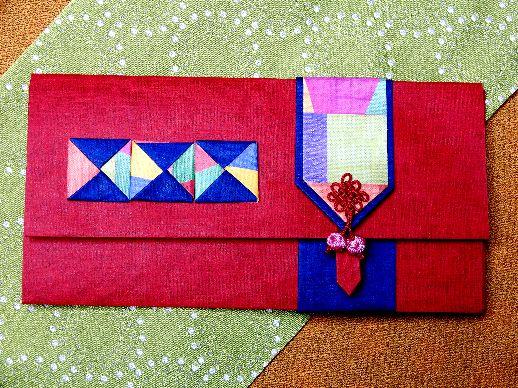 韓国文化院オンラインイベント「折り紙~感謝封筒(祝儀袋)」体験